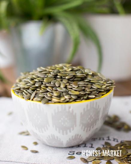 Dýňová semínka 1kg