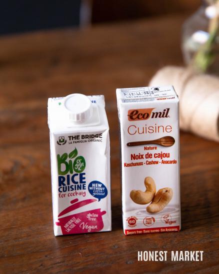 Rýžové mléko na vaření BIO, 200 ml