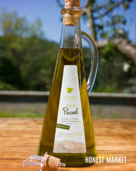 Olivový olej PICUAL karafa 500 ml