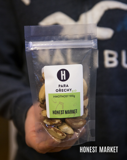 Para ořechy BIO 100g