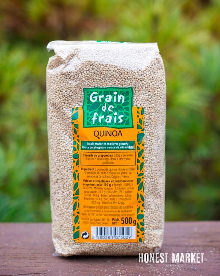 Quinoa bílá 500g